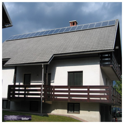 Sončna elektrarna Domsolar
