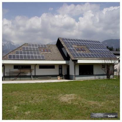 Sončna Elektrarna Radovljica 16kW