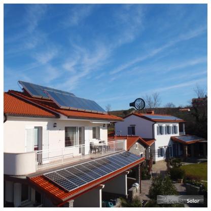 Sončna Elektrarna Ankaran 10kW