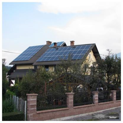 Sončna Elektrarna Trebušnik 12kW