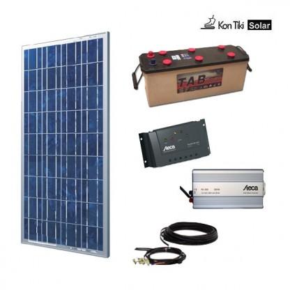 Solarni komplet Kon Tiki Solar AC 135W