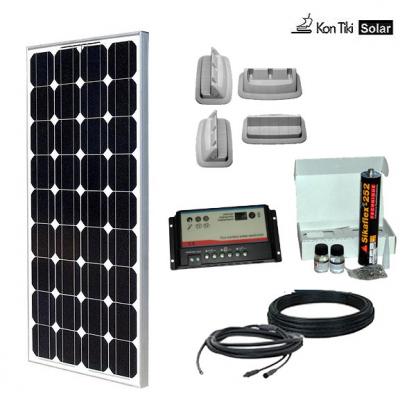 Solarni komplet Kon Tiki Solar CA 100W ETM