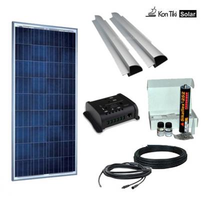 Solarni komplet Kon Tiki Solar CA 150W SW