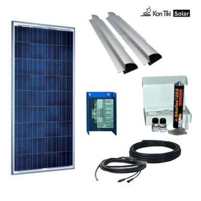 Solarni komplet Kon Tiki Solar CA 150W SW SCW