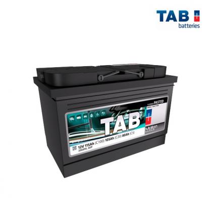 Ciklični akumulator TAB Motion 12V 105Ah