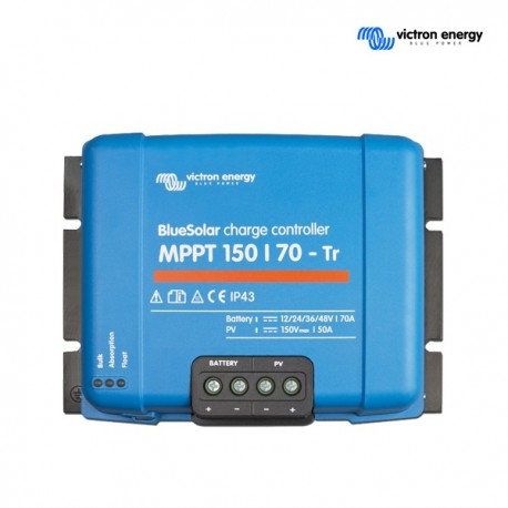 Solarni regulator Victron BlueSolar MPPT 150/070-TR