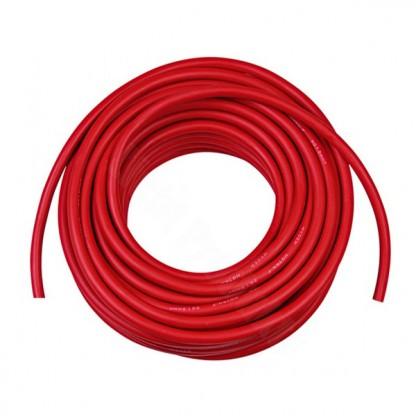 Solarni kabel 6 mm2 rdeč