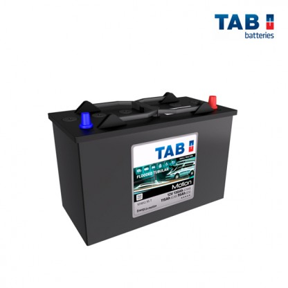 Akumulator TAB Motion Tubular 115