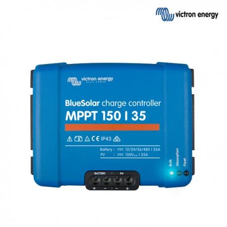 Solarni regulator Victron BlueSolar MPPT 150/035