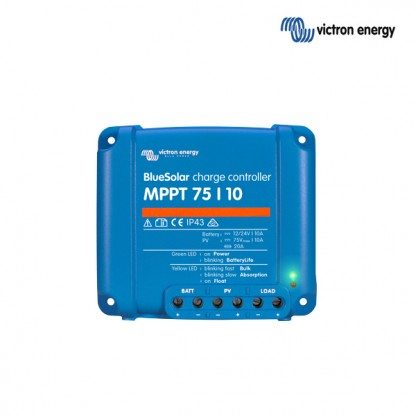 Solarni regulator Victron BlueSolar MPPT 075/010