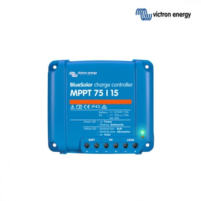 Solarni regulator Victron BlueSolar MPPT 075/015