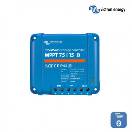 Solarni regulator Victron SmartSolar MPPT 075/015