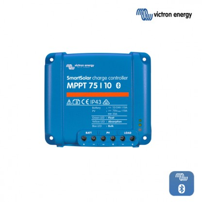 Solarni regulator Victron SmartSolar MPPT 075/010