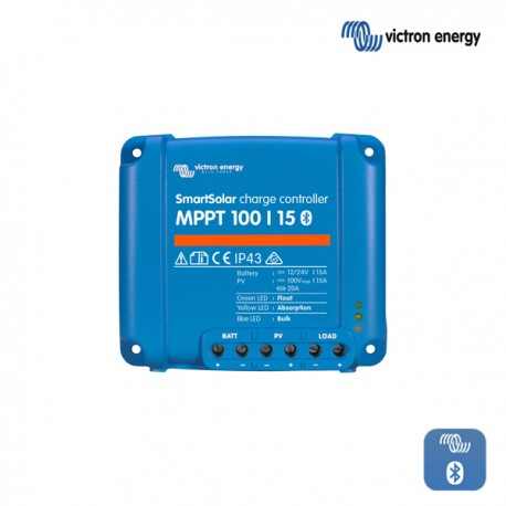 Solarni regulator Victron SmartSolar MPPT 100/015