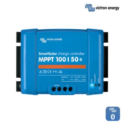 Solarni regulator Victron SmartSolar MPPT 100/050