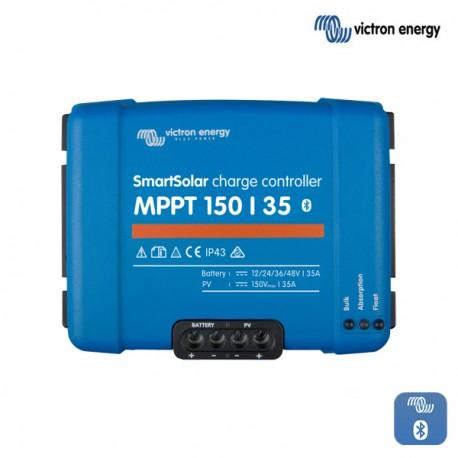 Solarni regulator Victron SmartSolar MPPT 150/035