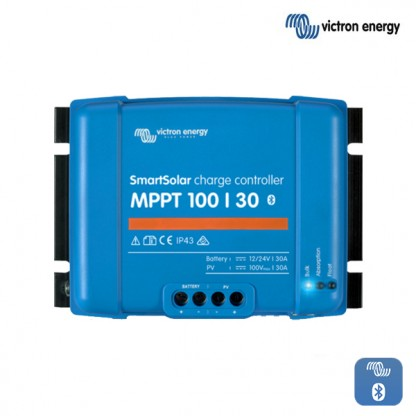 Solarni regulator Victron SmartSolar MPPT 100/030