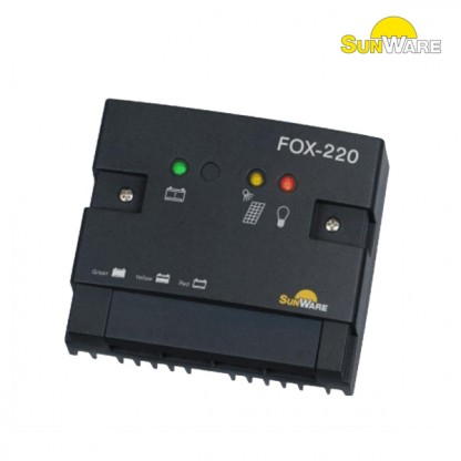 Solarni regulator Sunware FOX 220