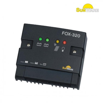 Solarni regulator Sunware FOX 320