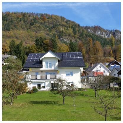 Sončna Elektrarna za Samooskrbo Rekar 7.20kW