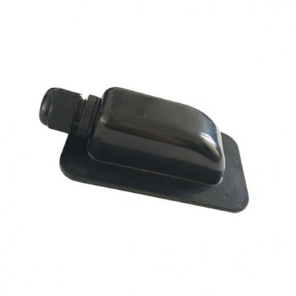 Uvodnica WaterProof Black Enojna