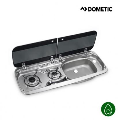 Vgradni štedilnik s koritom Dometic MO 9722L