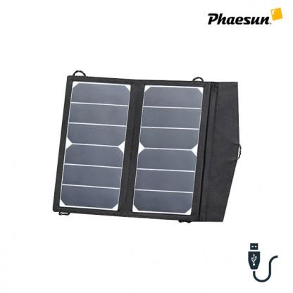 Solarni polnilnik Phaesun Trek King 2x6.0 z USB izhodom