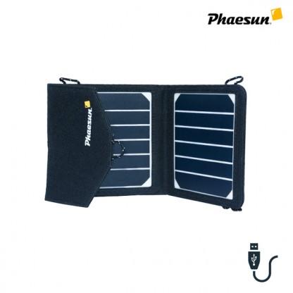 Solarni polnilnik Phaesun Trek King 2x3.5 z USB izhodom