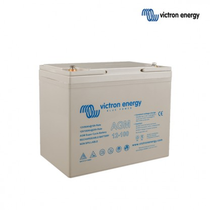 Ciklični akumulator Victron AGM Super Cycle 12V 100Ah