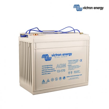 Ciklični akumulator Victron AGM Super Cycle 12V 125Ah