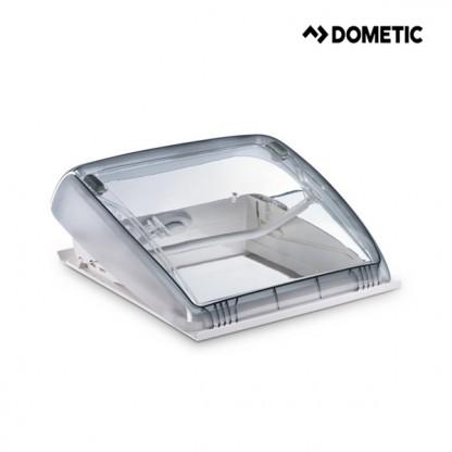 Strešno okno Dometic Mini Heki Style 400x400 s prezračevanjem za debelino strehe 25-42mm