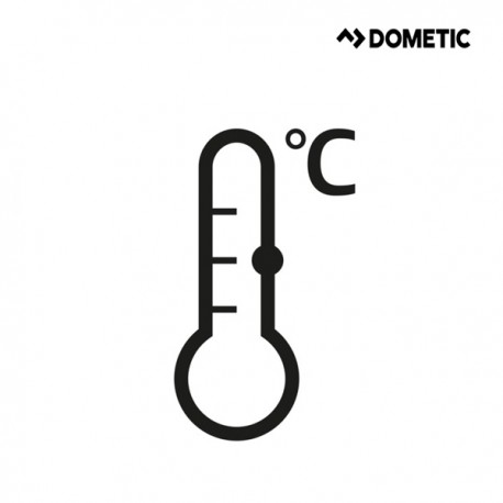 Dometic DTTC-02 fiksna temperatura