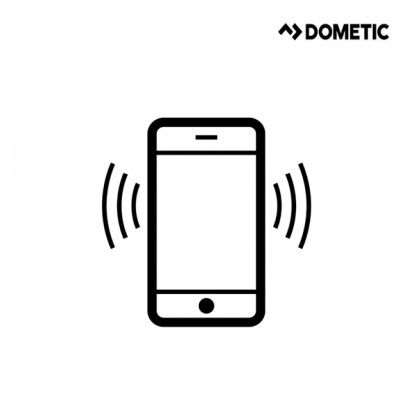 Dometic DT-18 SMS opozorilo
