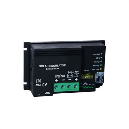 Solarni regulator Smart Duet 14