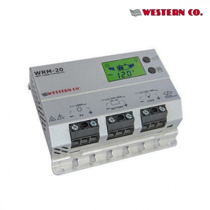 Solarni regulator Western WRM 20