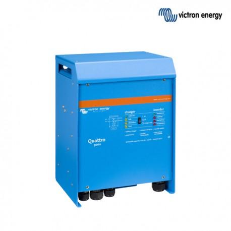 Razsmernik polnilnik Victron Quatro 24-3000-070 24/230V 3000VA