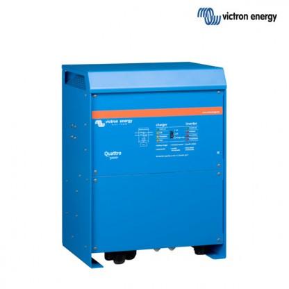 Razsmernik polnilnik Victron Quatro 24-5000-120 24/230V 5000VA 120A