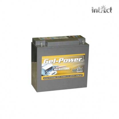 Ciklični gel akumulator Intact Gel-Power 16 - 12V 16Ah