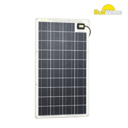 Fleksibilni solarni modul SunWare SW 20166 - 75W