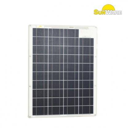 Fleksibilni solarni modul SunWare SW 40165 - 50W