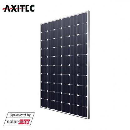 Solarni modul AXITEC 310W Mono z optimizatorjem SolarEdge