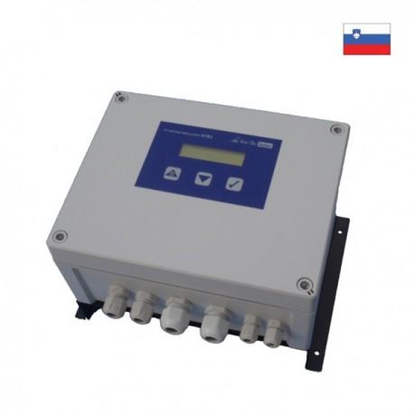 Regulator Kon Tiki Solar KTR4 za ogrevanje sanitarne vode iz solarnih modulov
