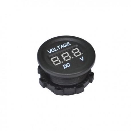 Vgradni Digitalni Voltmeter DC za merjenje enosmernih napetost od 1.6 do 30 V