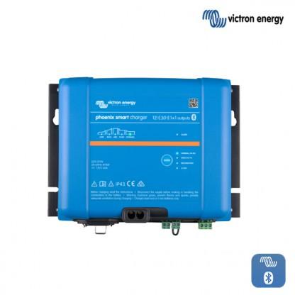 Polnilnik VICTRON Phoenix Smart  IP43 12V 30A