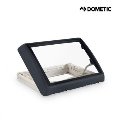 Okno Dometic Midi Heki Style - Siva Vzvod