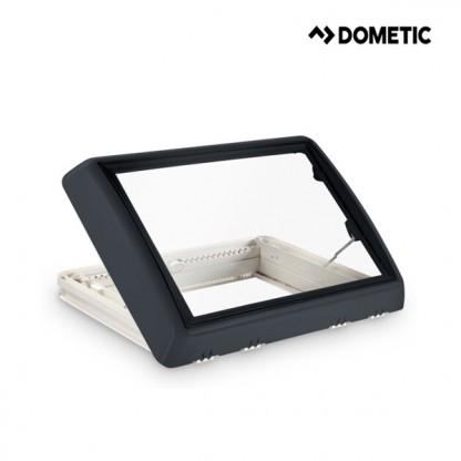 Okno Dometic Midi Heki Style - Siva Ročka Ventilacija