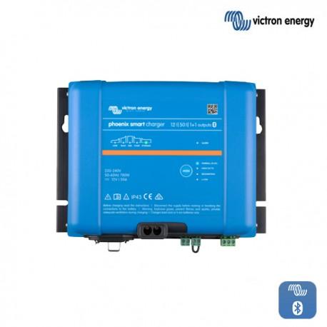 Polnilnik VICTRON Phoenix Smart  IP43 12V 50A