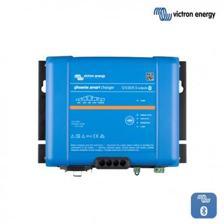 Polnilnik VICTRON Phoenix Smart  IP43 12V 30A s tremi izhodi