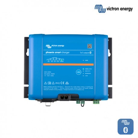 Polnilnik VICTRON Phoenix Smart  IP43 24V 16A