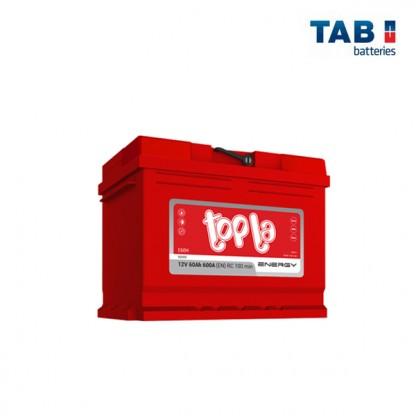 Akumulator TAB Topla Energy 60Ah L